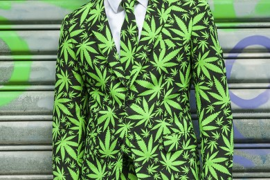 weed suit