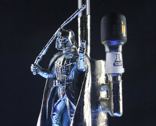 Darth Vader Concentrate Pipe