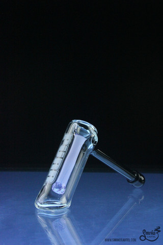 glass hammer bubbler