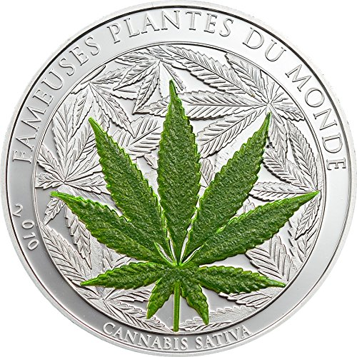 marijuana coin