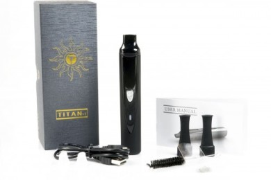 Titan 1 Dry Herbs Vaporizer