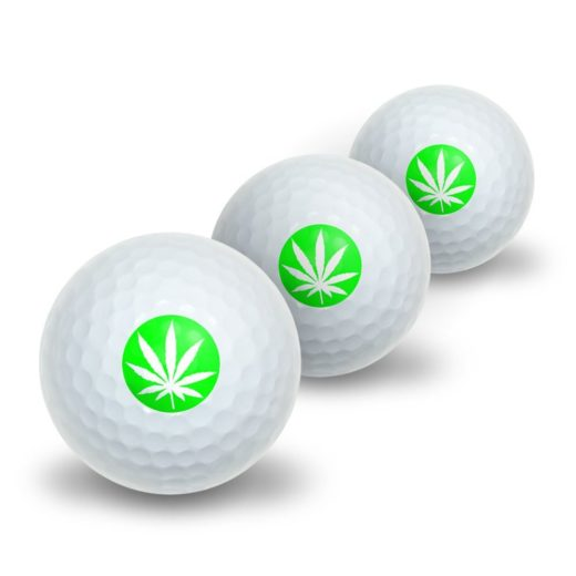 weed golf balls