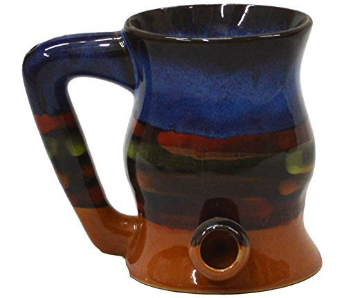 coffee mug pipe