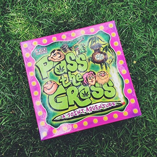 pass the grass board game
