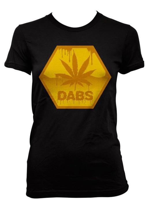 Marijuana Dabs shirt