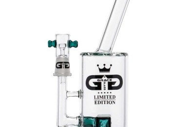Limited Edition Grace Glass Oil Rig