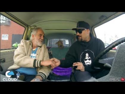 Tommy Chong – The Smokebox | BREALTV