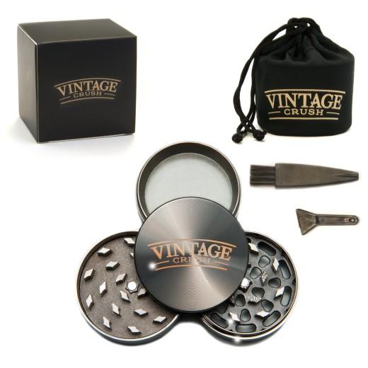 vintage crush grinder