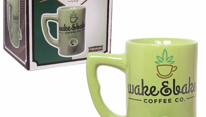 wake and bake mug pipe