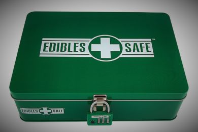 medical marijuana lockable storage box