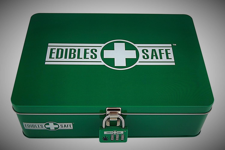 Medical Marijuana Lockable Storage Box