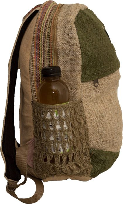 HomoJomo Pure Hemp Backpack