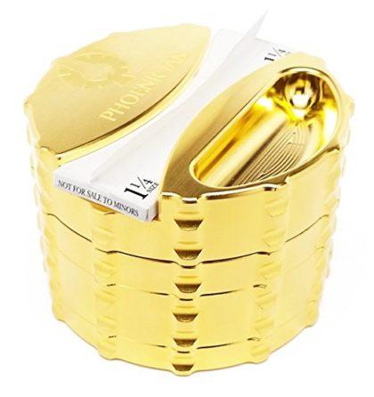 24 Karat Gold Grinder