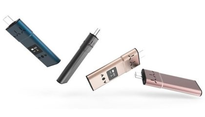 Best Portable Vaporizers For Dry Herb