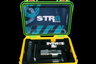 STR8 Roll Kit: The Weed Smokers Travel Pack