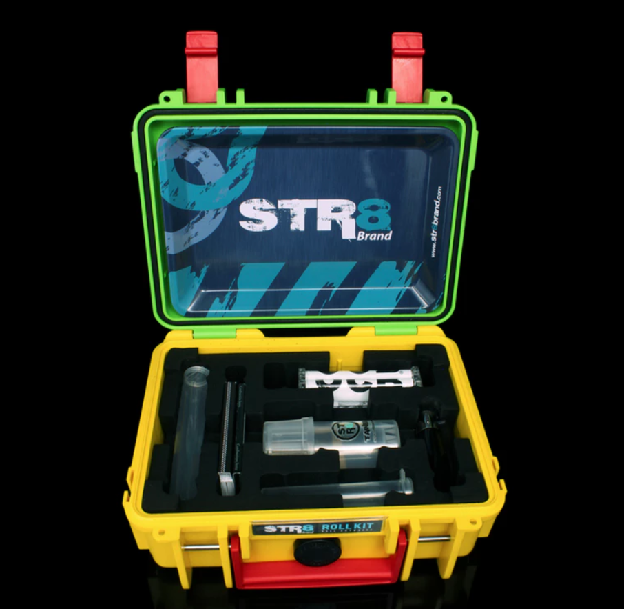 Str8 Roll Kit The Weed Smokers Travel Pack
