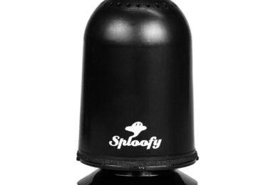 Sploofy: The Personal Smoke Air Filter