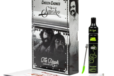 The Ripper Vaporizer Kit From Cheech And Chong's Up In Smoke Line