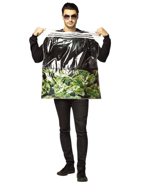 bag of weed costume 2797