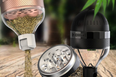 Grindome Grinder: The Premium Multi-Functional Weed Grinder