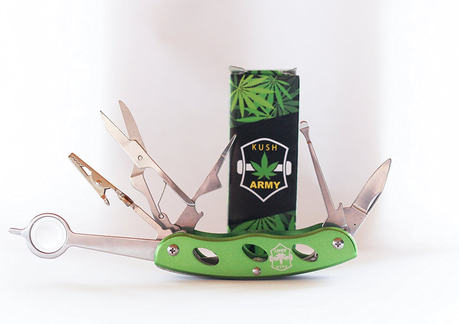 Kush Army Knife A Multi Tool For The Prepared Stoner