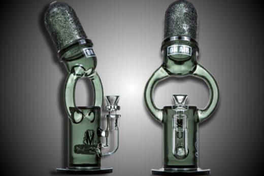 Old Skool Microphone Bong